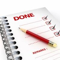 チェックリストは形骸化しがち。 チェック項目を「完了の定義」に含めよう